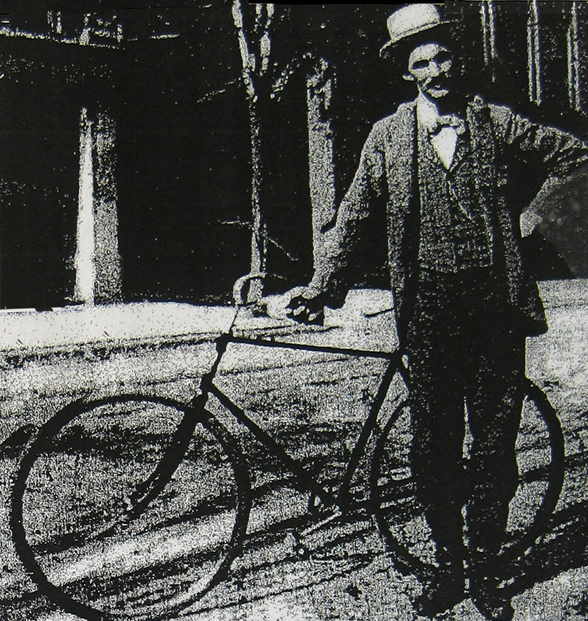 henry_ford_1894 bicycle