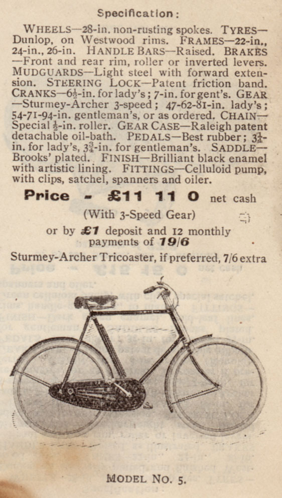 1911_Raleigh_Catalogue_6