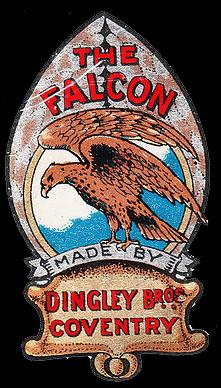 dingley bros falcon bicycle