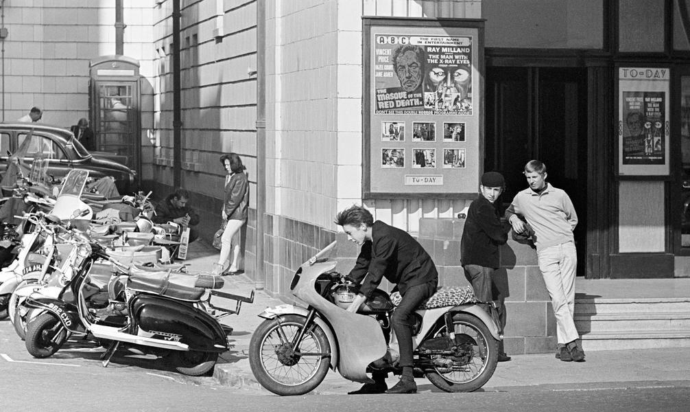 1964 mods rockers