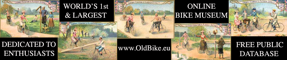 1942 WW2 BSA Airborne Bicycle, 1st Pattern (R4154) – The