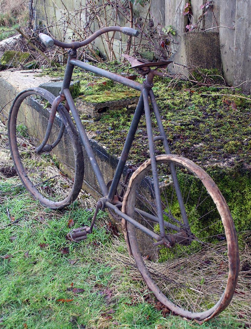 1897 Fowler Straight Frame 40