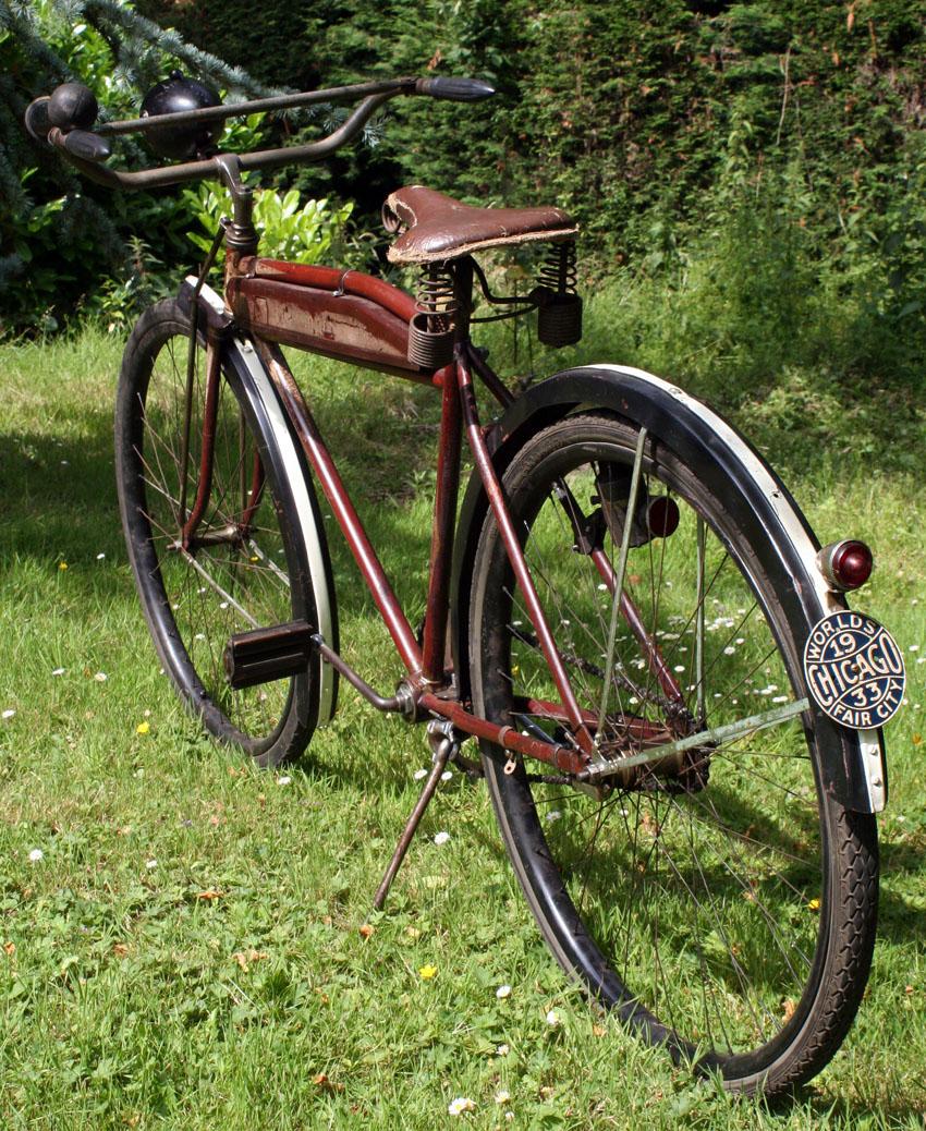 1930 excelsior triumph