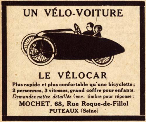 1932 Mochet
