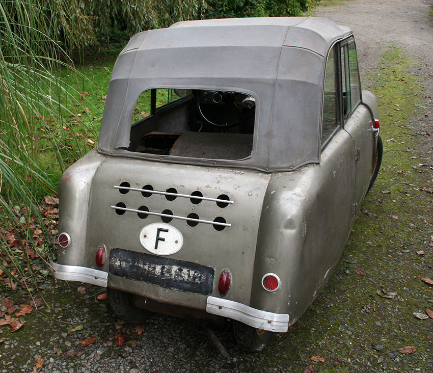 1956 Mochet Velocar 88