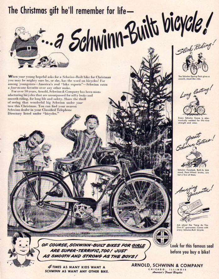 Schwinn Autocycle Spring Fork