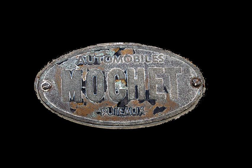 x1956 Mochet Velocar 10
