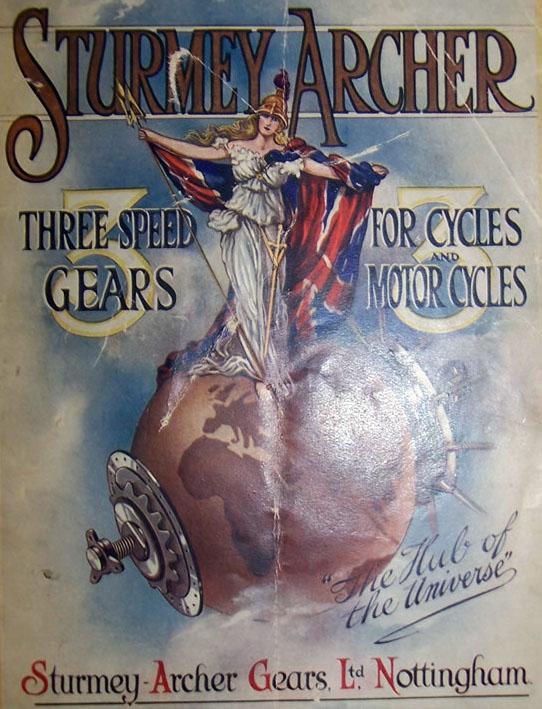 1914_Sturmey_Archer_FX_Hub_1