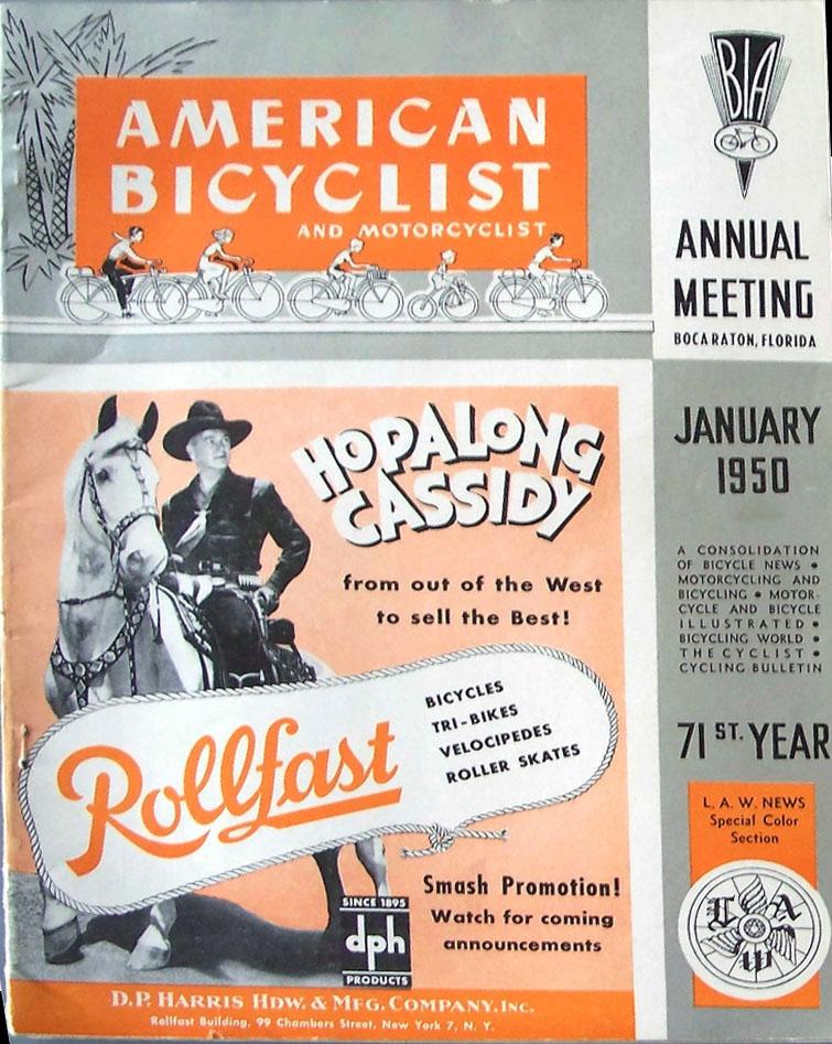 hopalong cassidy magazine 1