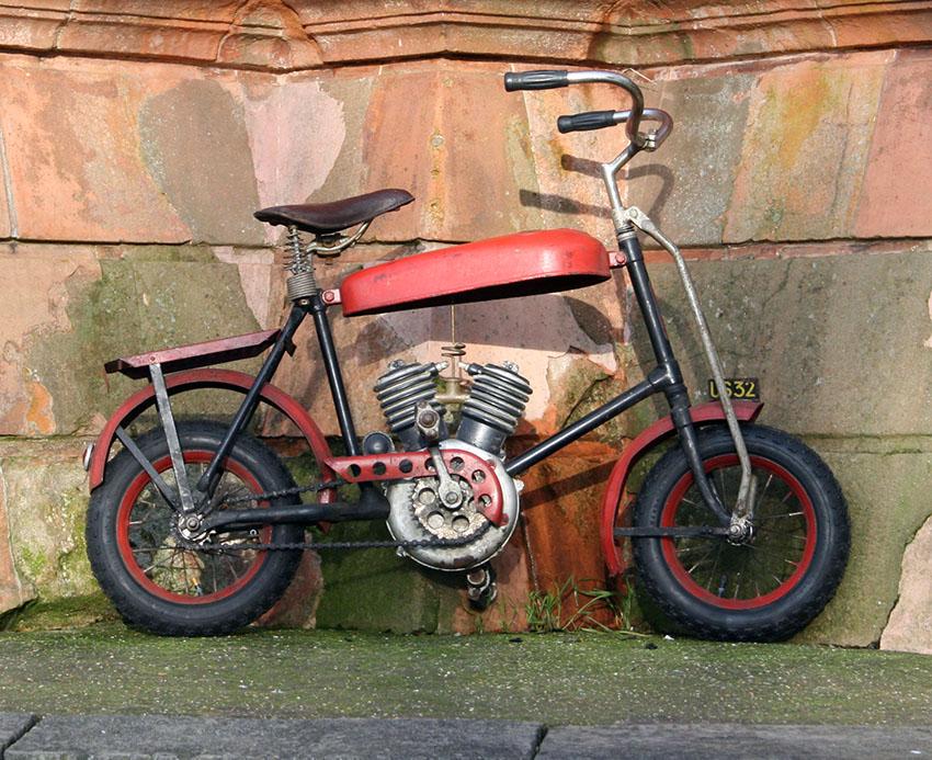 1932 speed-o-byke