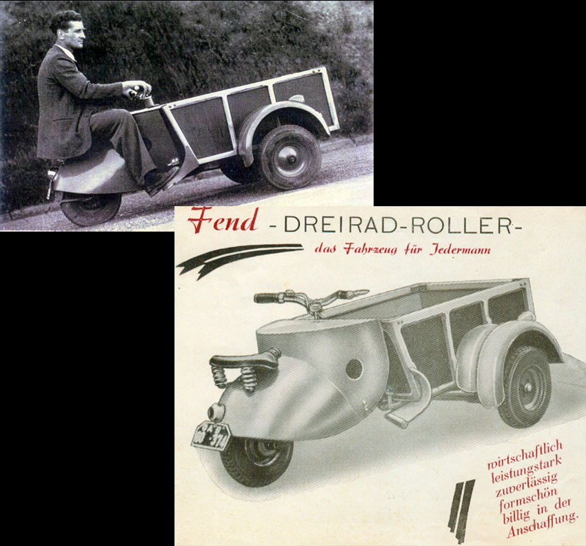 fend drierad roller