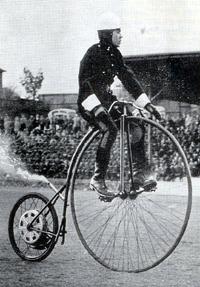pennyfarthing cyclemaster