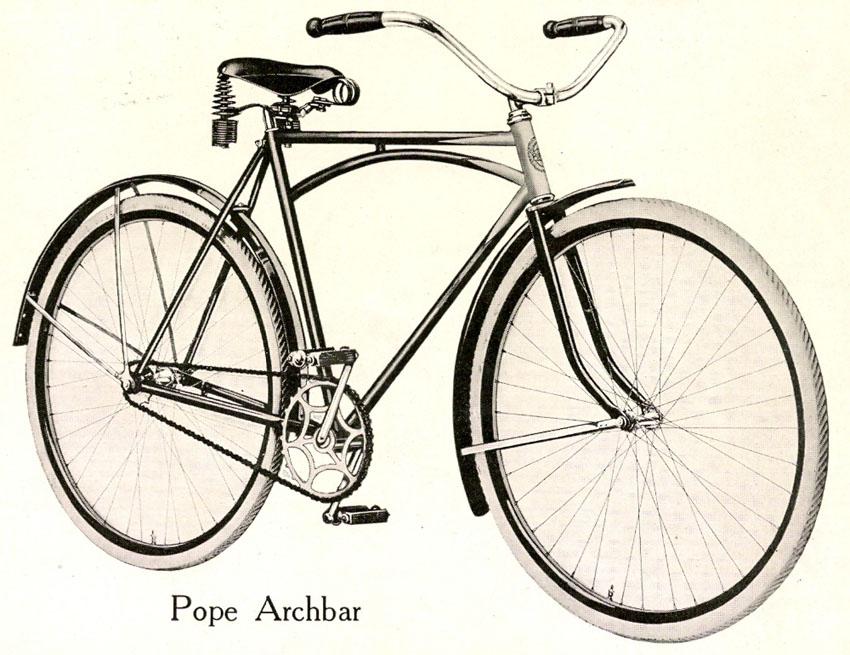 1918 Pope Arch Bar