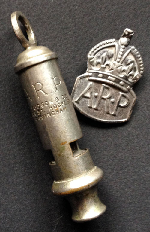 ARP BELL AND BADGE