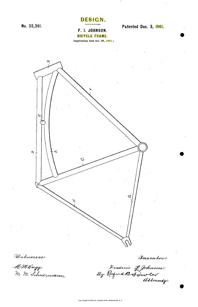 Iver_Johnson_Truss_Bridge_Frame_Patent_1901_1