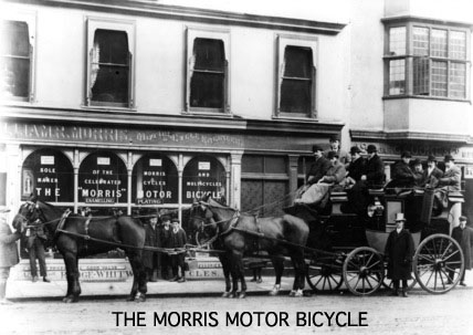 MORRIS MOTOR BICYCLE
