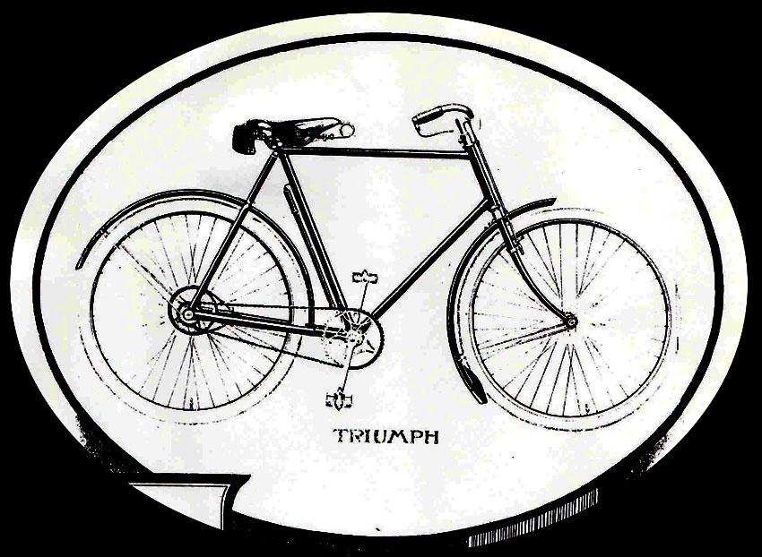 1910 Imperial Triumph