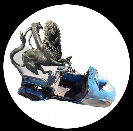 chimera vehicle
