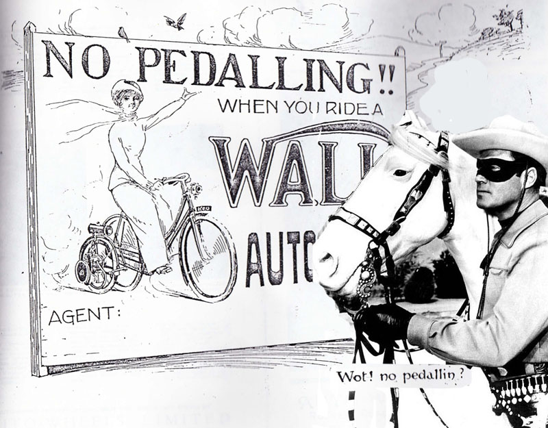 wall autowheel lone ranger