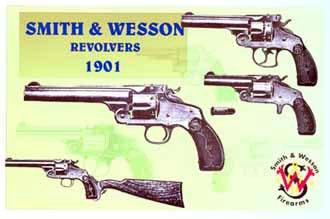 1901 smith wesson catalogue