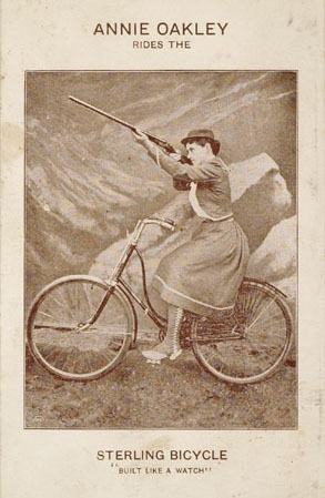 Annie_Oakley_Sterling_ad