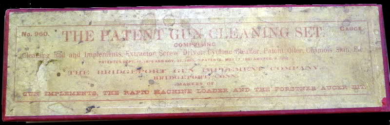 Bridgeport Gun Implement Co 3
