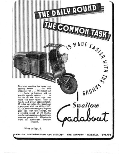 gadabout advert