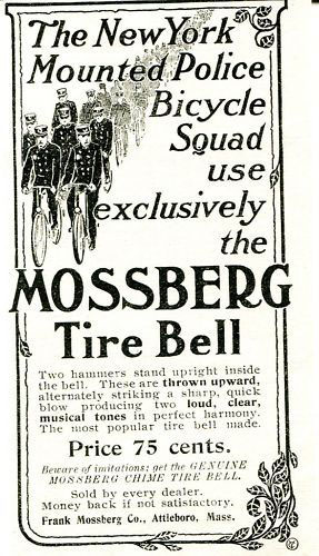 mossberg cycle bell