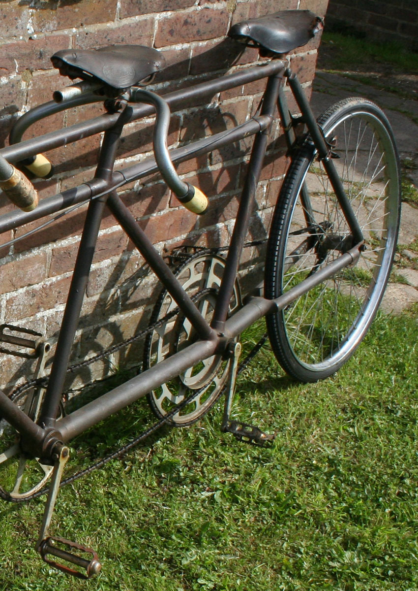 1897 Columbia Racing Tandem 8