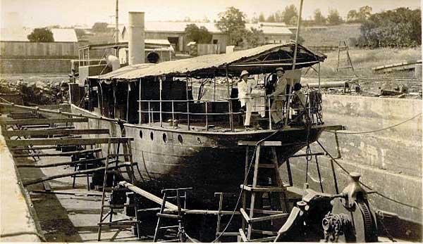 1900 SS William Mackinnon