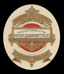 Quadrant Cycle Co Coventry