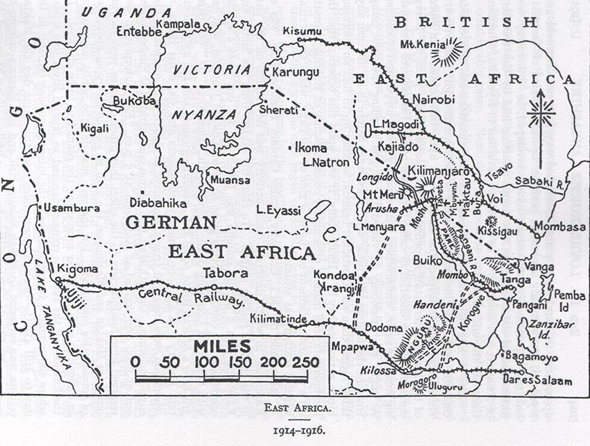 uganda railway british east africa
