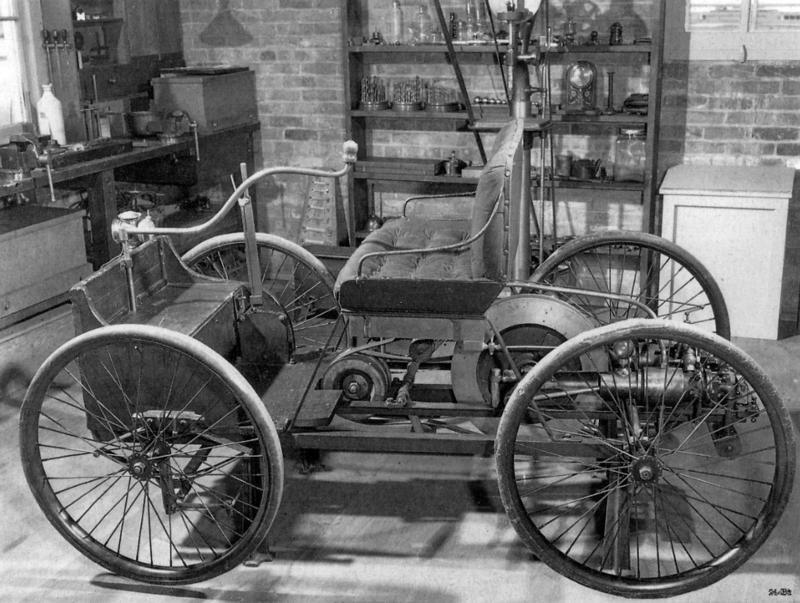 1896 henry ford