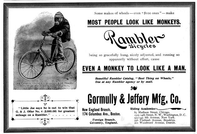 1899 Gormully Jeffery Rambler 01