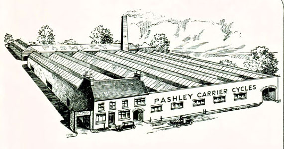 PASHLEY CARRIER CYCLES