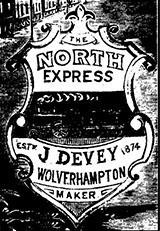 1892 Devey Northern X 44