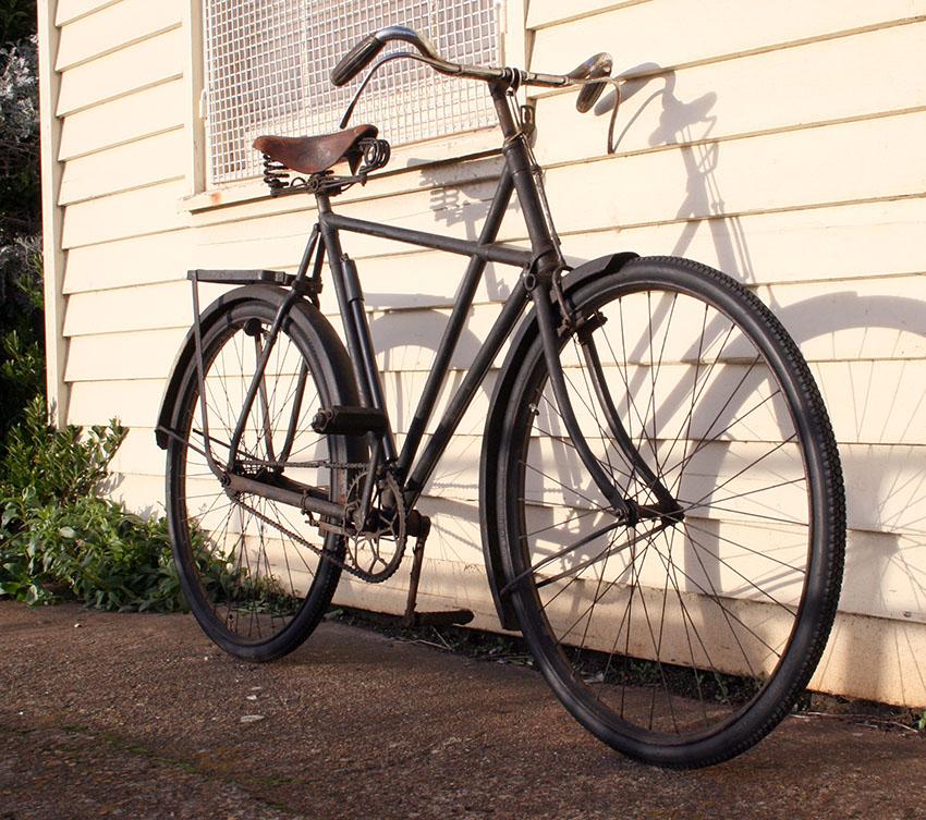1932 Raleigh Irish X Frame 05