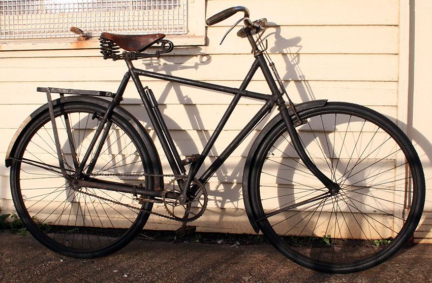 1932 Raleigh Irish X Frame 08