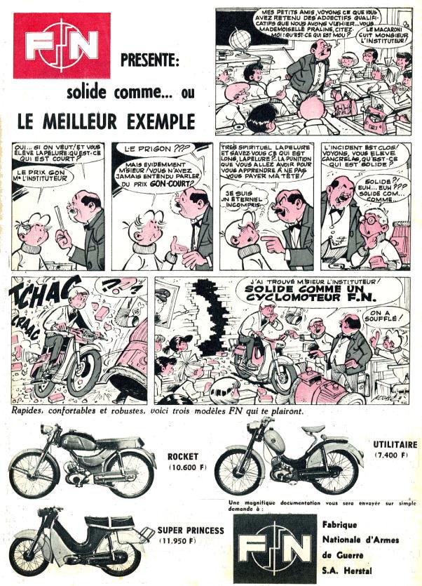 FN mopeds