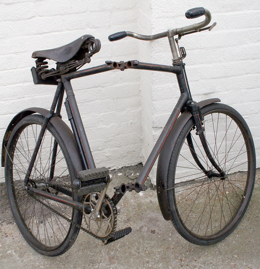Empire Military Folding Bike 05