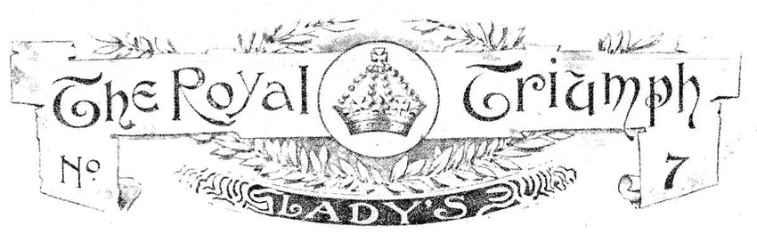 1903 Royal Triumph 1