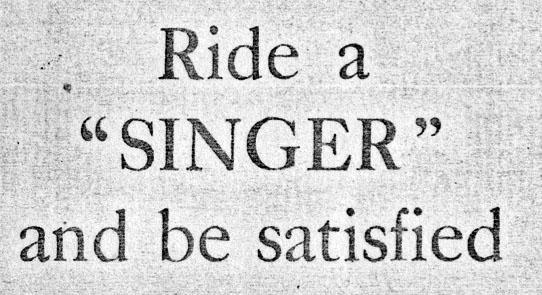 1926 Singer catalogue 2