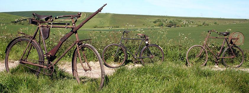 Boer War three BSA Fittings Machines