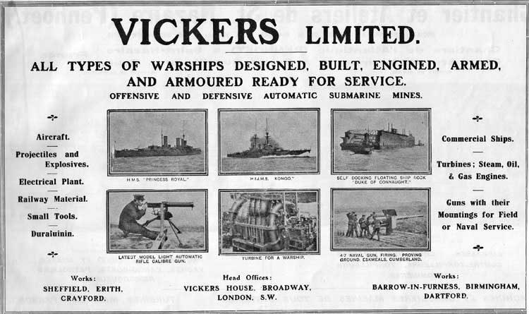 Vickers_Advertisement_Janes_1914