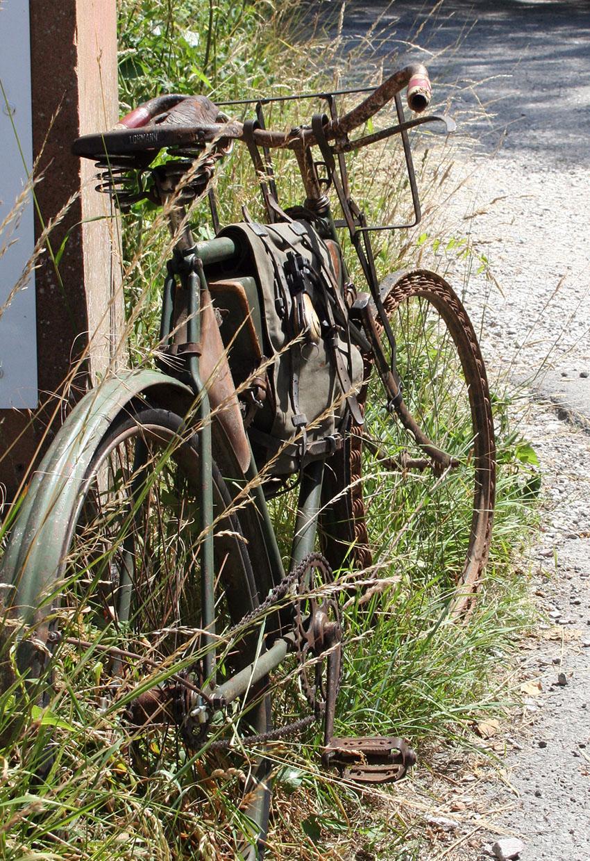 WW1 Germasn Bicycle Victoria Springwheel 15