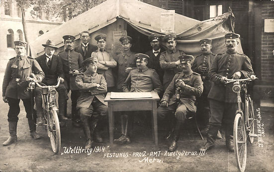 german 1914 ww1