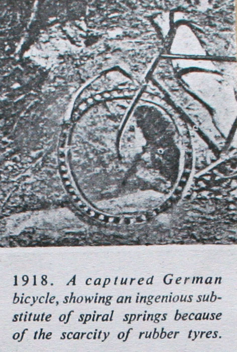 german spring wheel copy