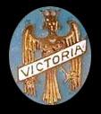 german victoria bicycle badge