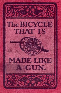 made like a gun