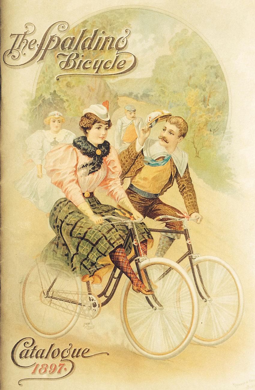 1897 spalding catalogue copy